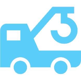 Flottes de véhicules de dépannage